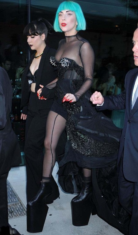 Главная фанатка творений Норитака Татехана — Леди Гага