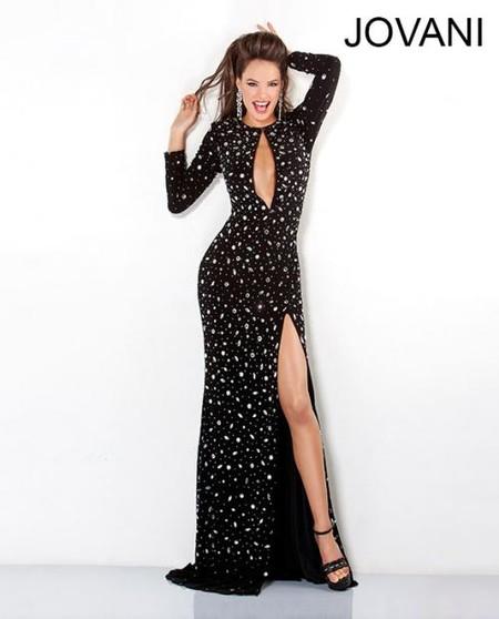 Коллекция платьев Jovani 2013 для самых торжественных событий — фото 30