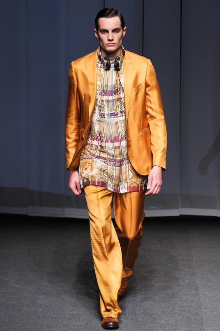 Мужские костюмы 2013: много, очень много яркости и цвета)) — фото 16