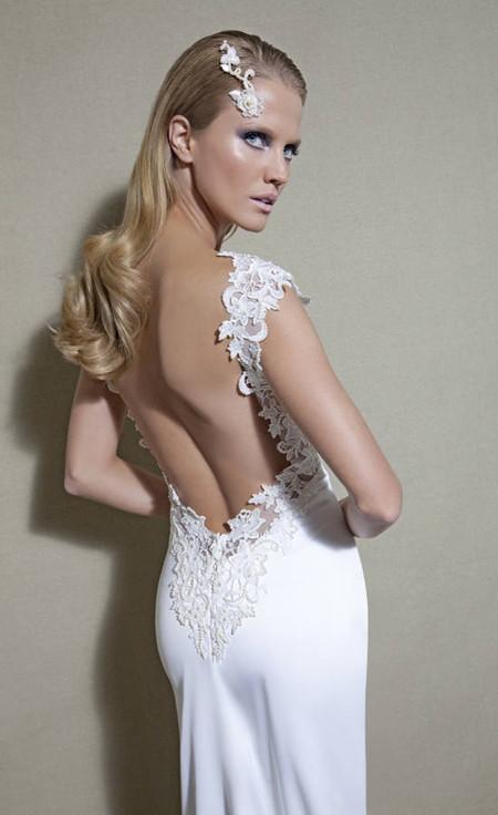 Свадебный сезон 2012: свежая кутюрная коллекция Дани Мизрахи — фото 5