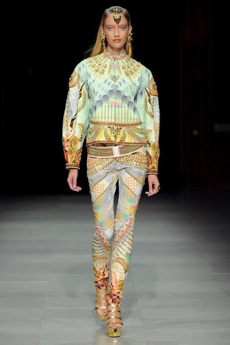 Модная экзотика: этнический стиль в одежде — фото 40