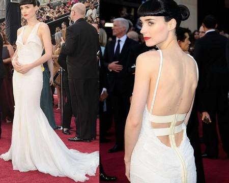 Руни Мара в платье Givenchy