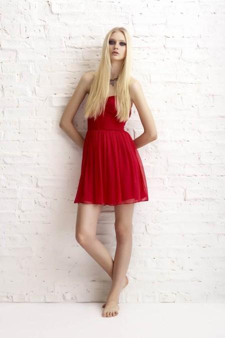 В ожидании тепла: женственная коллекция Erin Fetherston весна-лето 2013 — фото 14
