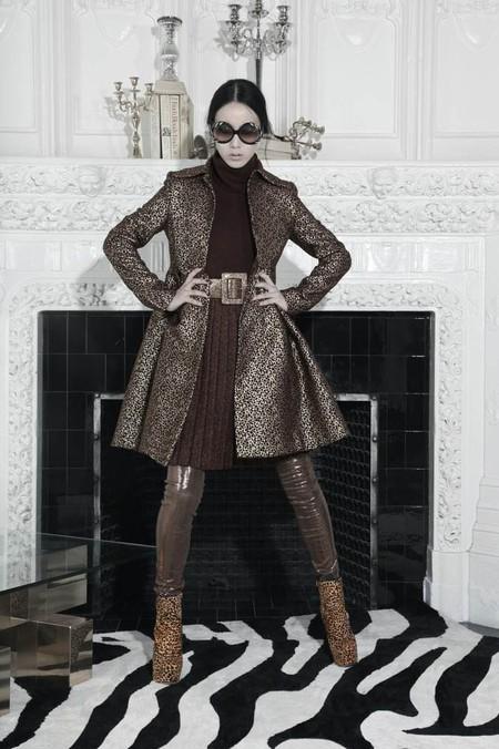 Модная зима 2013: составляем гардероб с учетом самых популярах тенденций сезона — фото 30