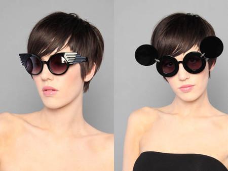 Сделано с любовью: новая модель очков от культового лейбла Linda Farrow — фото 2