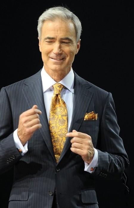 Эффектный галстук Stefano Ricci