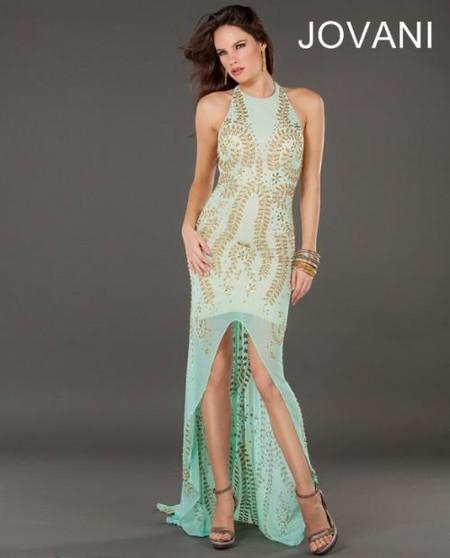 Коллекция платьев Jovani 2013 для самых торжественных событий — фото 27