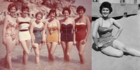 Купальники 50-х годов