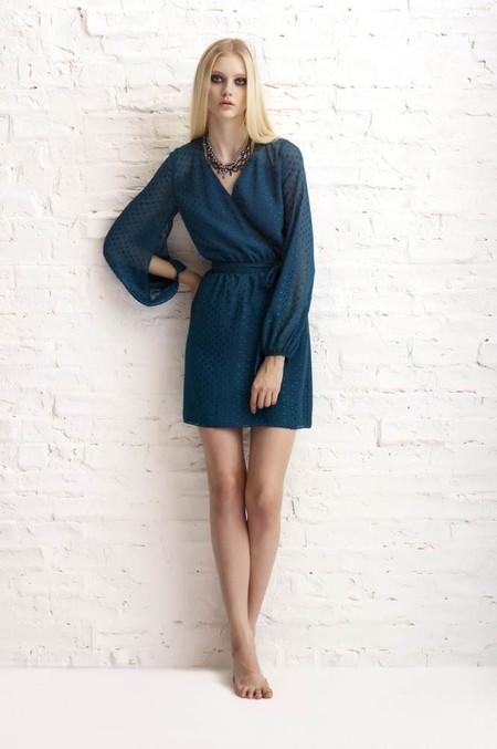 В ожидании тепла: женственная коллекция Erin Fetherston весна-лето 2013 — фото 23