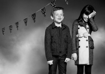 Детская мода осень 2012: все по-взрослому! — фото 2