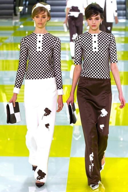 Партия в шахматы: весенне-летняя коллекция Louis Vuitton — фото 27