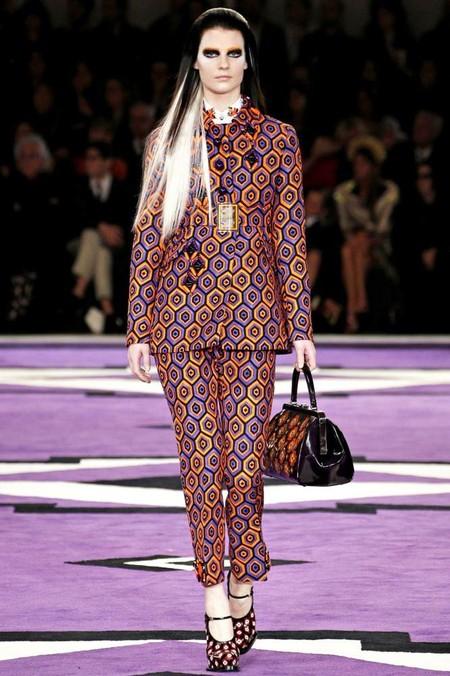 Больше! Больше яркости и цвета: модные принты зимы 2012-2013 — фото 5