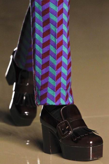 Модные «бездельники» - лоферы 2012 — фото 19