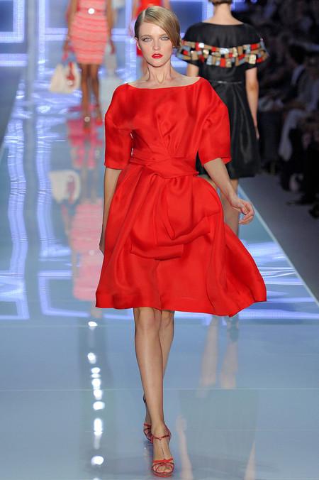Christian Dior весна-лето 2012