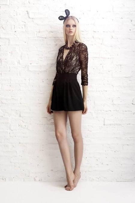 В ожидании тепла: женственная коллекция Erin Fetherston весна-лето 2013 — фото 6