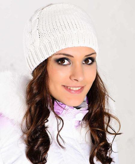 Стильные вязаные шапочки от Éffré: коллекция осень-зима 2012-2013 — фото 18