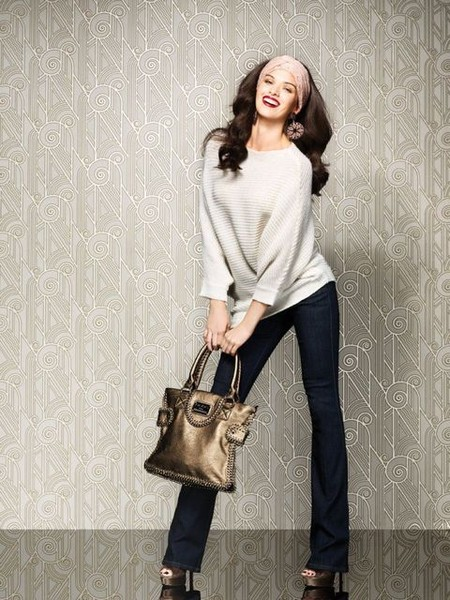Праздничная коллекция женской одежды Bebe Holiday 2011/2012 — фото 13