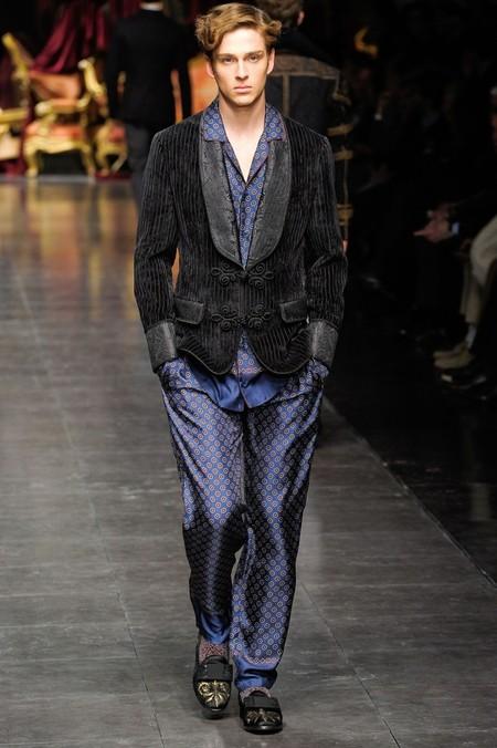 Модная зима 2013: тренды мужской моды — фото 9