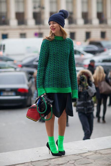 Обращайте внимание на цвет, длину и фактуру носков — они должны гармонировать с другой одеждой в комплекте.