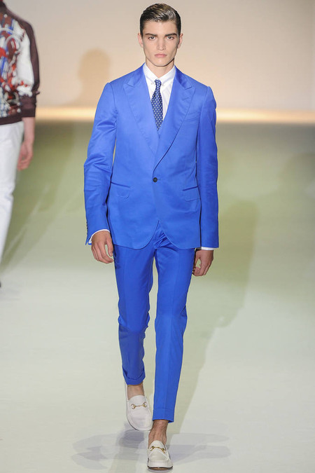 Мужские костюмы 2013: много, очень много яркости и цвета)) — фото 50