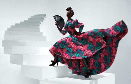 Модная экзотика: этнический стиль в одежде — фото 13