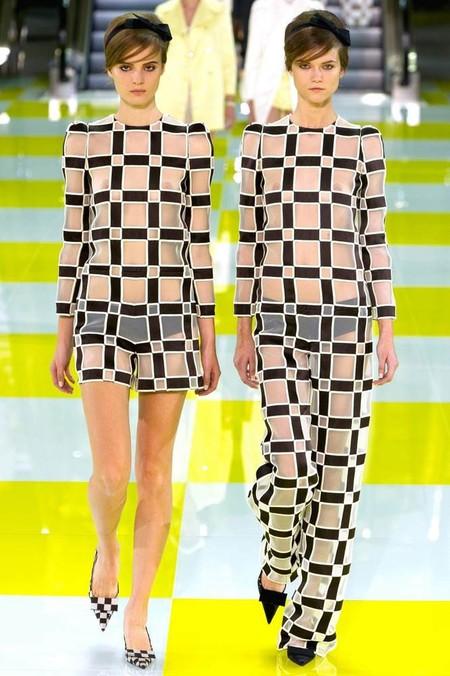 Партия в шахматы: весенне-летняя коллекция Louis Vuitton — фото 13