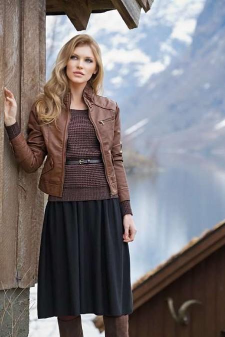 Коллекция Sela осень-зима 2012-2013: одежда на все случаи жизни — фото 8