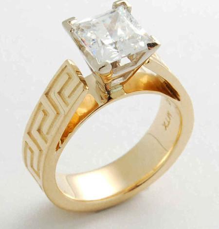 Окольцованные любовью: модные обручальные кольца 2013 — фото 15