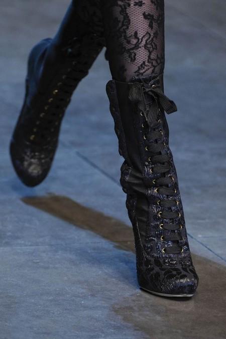 ботильоны и сапоги Dolce&Gabbana