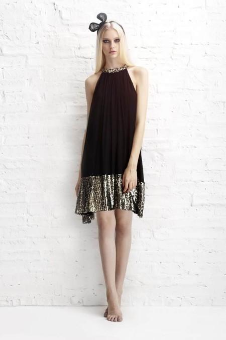 Серия платьев Erin Fetherston с блестящим декором