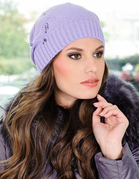 Стильные вязаные шапочки от Éffré: коллекция осень-зима 2012-2013 — фото 15