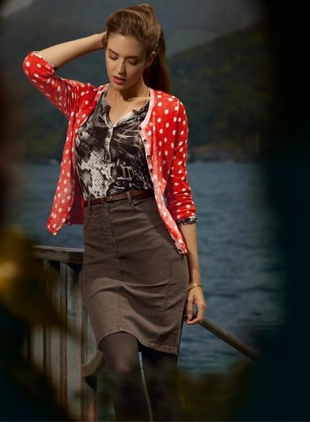 Ретро-осень в коллекции немецкой марки Betty Barclay осень-зима 2012-2013 — фото 2