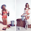 Весенне-летний лукбук Wildfox: соблазнительные образы в стиле пин-ап
