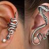 Каффы – модные украшения для ушей и не только…