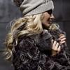 Стильные вязаные шапочки от Éffré: коллекция осень-зима 2012-2013