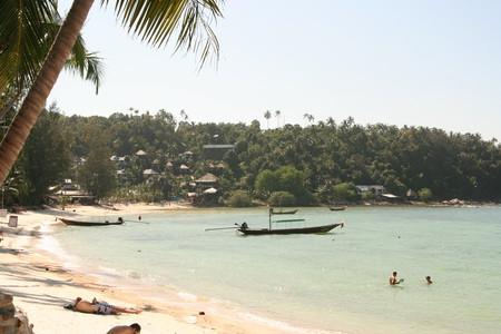 Ещё один из многочисленных пляжей.