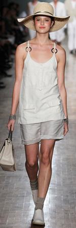 Шляпы - модный тренд лета 2011 — фото 5