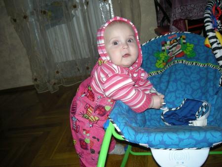 Кресло-качалка и ваш малыш всегда с вами! — фото 3