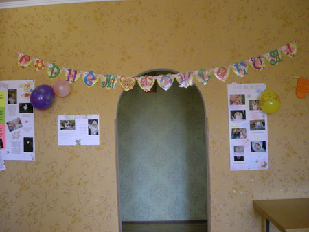 Первый день рождения вашего малыша — фото 2