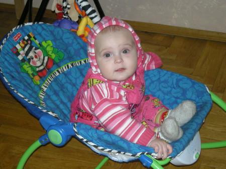 Кресло-качалка и ваш малыш всегда с вами! — фото 2