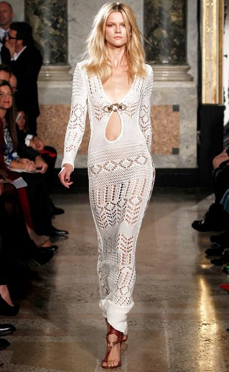 Макраме и вязаная одежда – новый модный тренд — фото 5