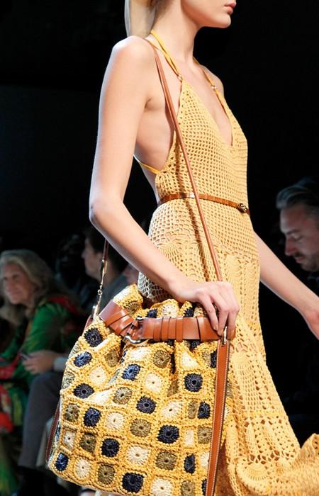 Макраме и вязаная одежда – новый модный тренд — фото 3