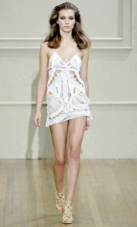 Макраме и вязаная одежда – новый модный тренд — фото 1