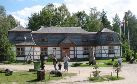 Кашубский домик