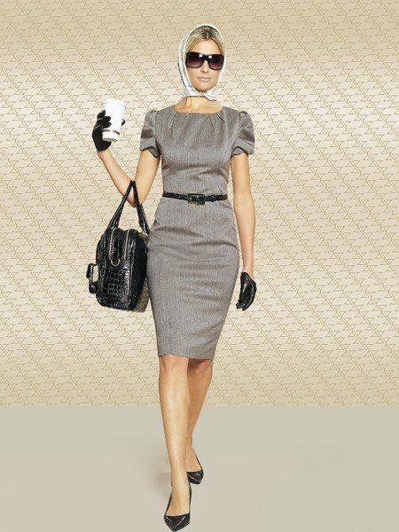 Деловое платье для деловой женщины! — фото 3