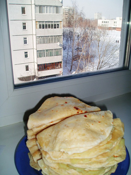 Мороз и солнце — день чедесный!))