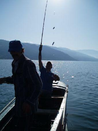 Морская рыбалка в Абхазии — фото 8