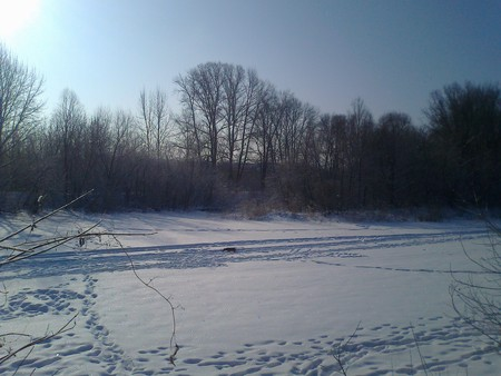 Мороз и солнце… трам-пам-пам