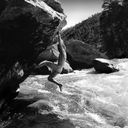 Мужчина с фотоаппаратом: лучше гор, могут быть только женщины на скалах! — фото 9