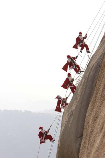 Мужчина с фотоаппаратом: лучше гор, могут быть только женщины на скалах! — фото 2